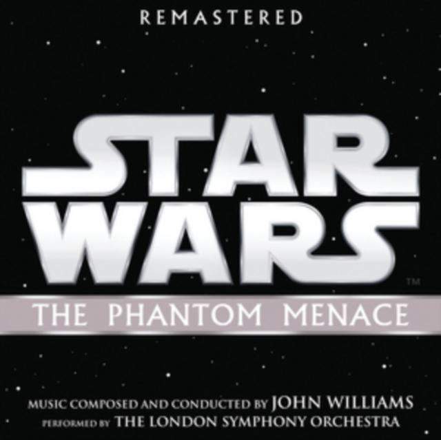 Star Wars - Episode I: The Phantom Menace (CD / Album)