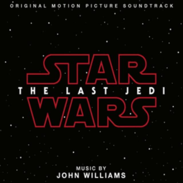 Star Wars - Episode VIII: The Last Jedi (CD / Album (Jewel Case))