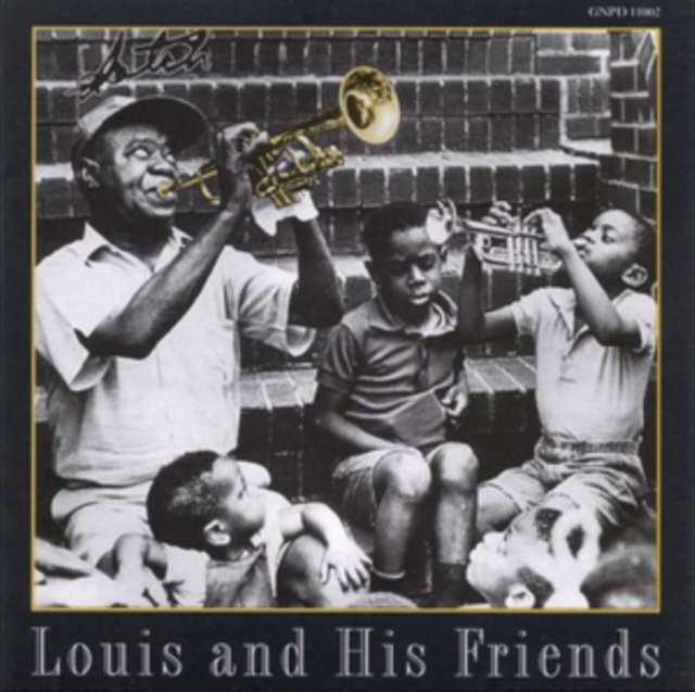 Louis and His Friends (Louis Armstrong) (CD / Album)