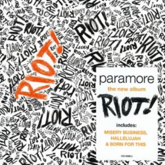 Riot (Paramore) (CD / Album)