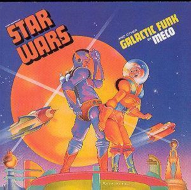 Star Wars & Other Galactic Funk (Meco) (CD / Album)