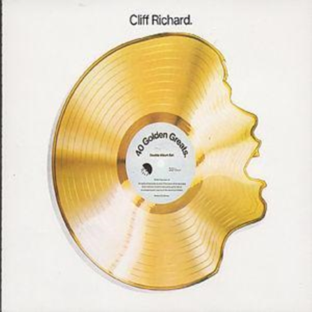 40 Golden Greats (Cliff Richard) (CD / Album)
