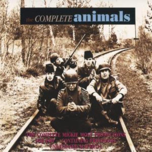 The Complete Animals (The Animals) (CD / Album)