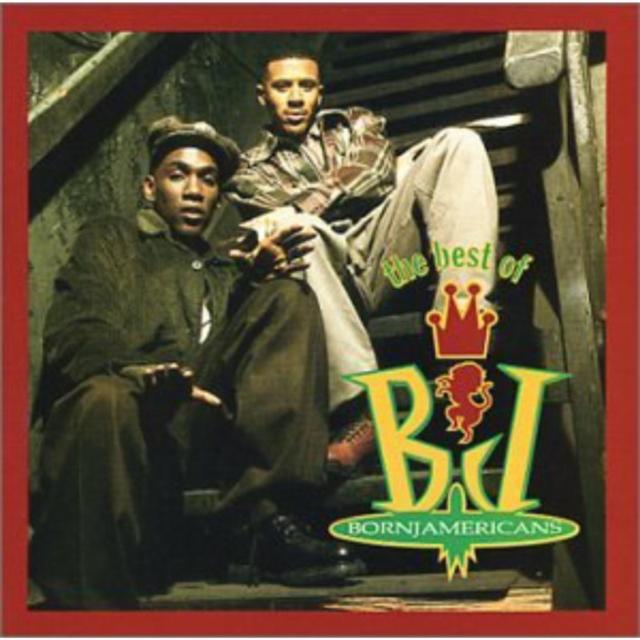 The Best of Born Jamericans (Born Jamericans) (CD / Album)
