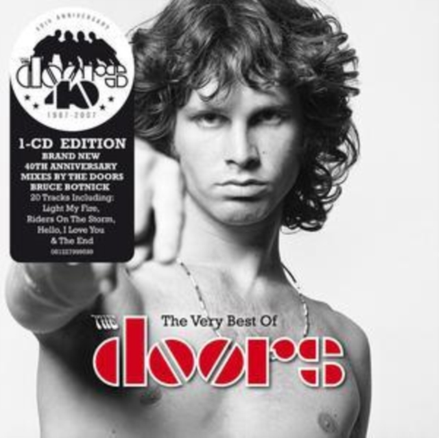 The Very Best Of (The Doors) (CD / Album)