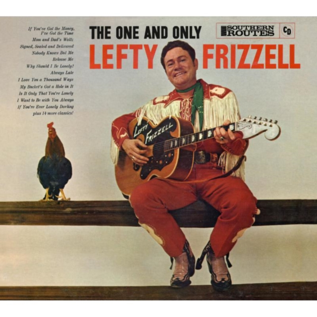 The One and Only Lefty Frizzell (Lefty Frizzell) (CD / Album)