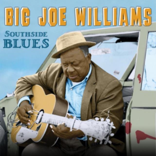 Southside Blues (Big Joe Williams) (CD / Album)