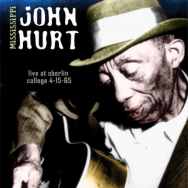 Live at Oberlin College (Mississippi John Hurt) (CD / Album)