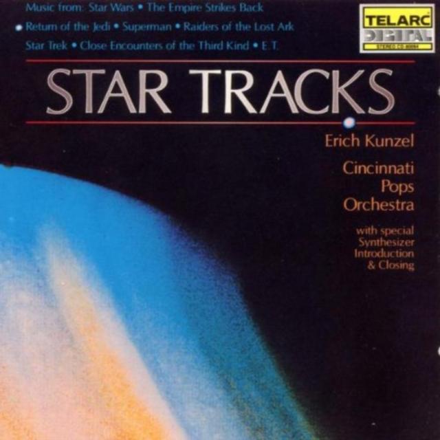 Star Tracks (CD / Album)