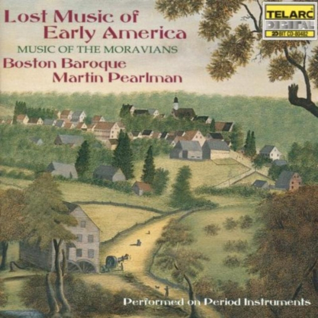 Lost Music of Early America (Pearlman, Boston Baroque) (CD / Album)