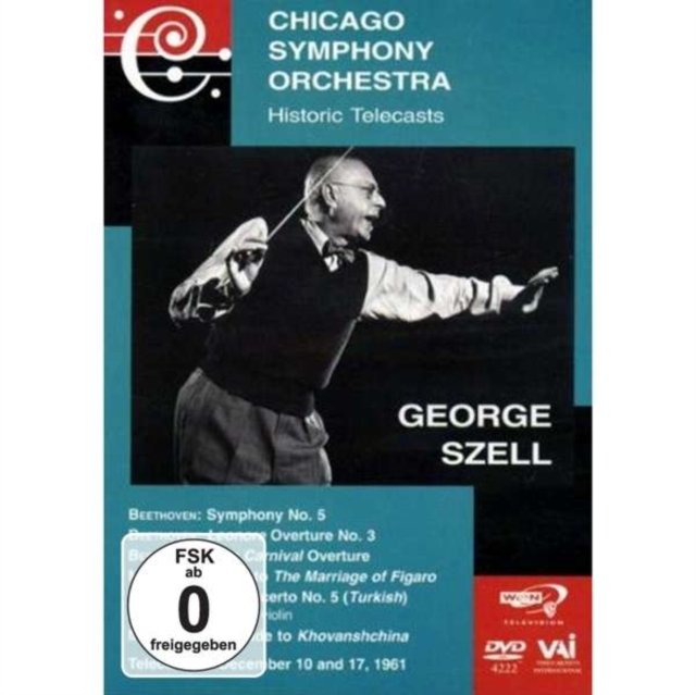 George Szell: The Chicago Symphony Orchestra (DVD)