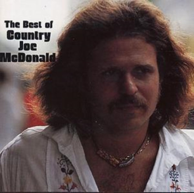 The Best Of Country Joe McDonald (Country Joe McDonald) (CD / Album)