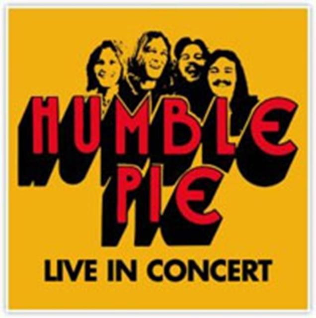 Live In Concert (Humble Pie) (CD / Album)