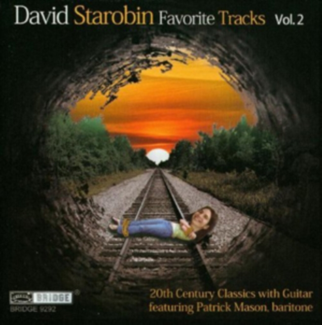 David Starobin: Favorite Tracks (CD / Album)