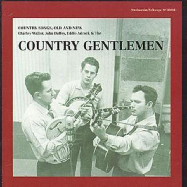 Country Gentlemen (The Country Gentlemen) (CD / Album)