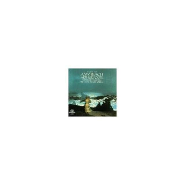 Music of Amy Beach (Arthur Farwell) (CD / Album)