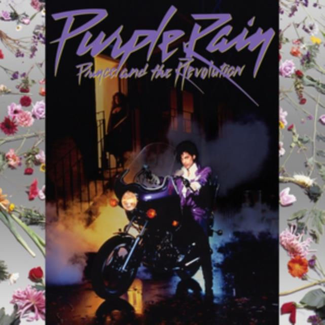 Purple Rain (Prince and The Revolution) (CD / Album with DVD)