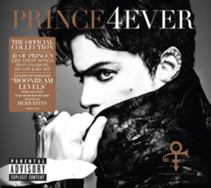 4EVER (Prince) (CD / Album Digipak)