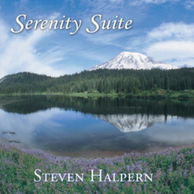 Serenity Suite (Steven Halpern) (CD / Album)