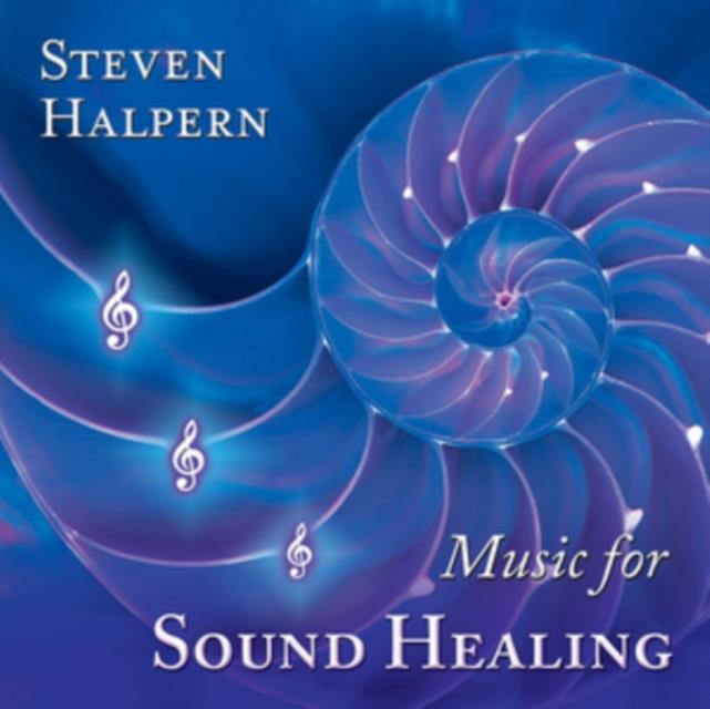 MUSIC FOR SOUND HEALING (STEVEN HALPERN) (CD / Album)