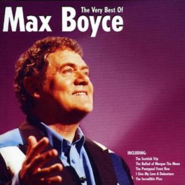 The Very Best Of (Max Boyce) (CD / Album)