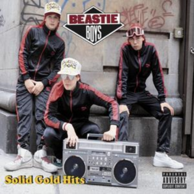 Solid Gold Hits (Beastie Boys) (CD / Album)