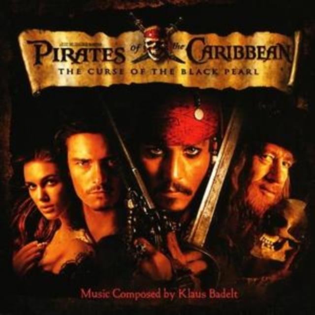 Pirates of the Caribbean (CD / Album)