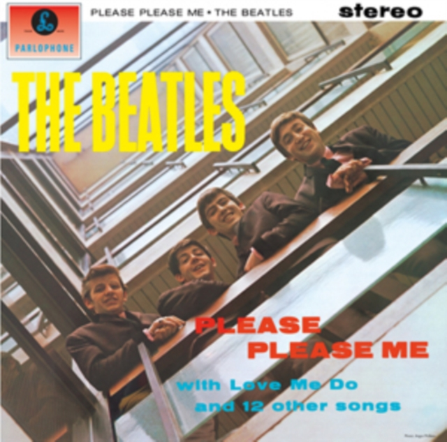 "Please Please Me (The Beatles) (Vinyl / 12"" Album)"
