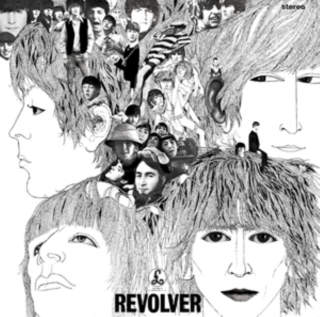 "Revolver (The Beatles) (Vinyl / 12"" Album)"
