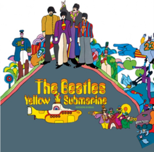 "Yellow Submarine (The Beatles) (Vinyl / 12"" Album)"