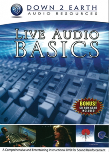 Live Audio Basics (DVD / with CD)