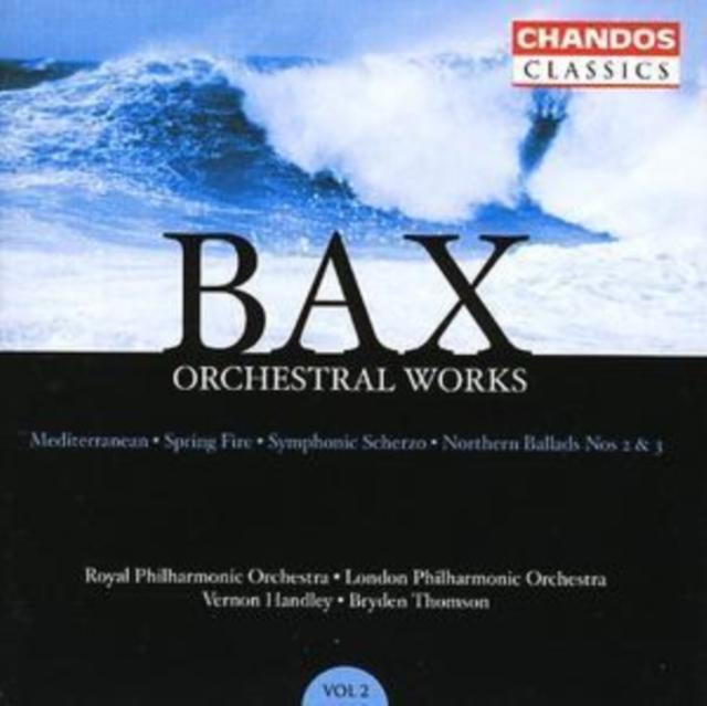 Orchestral Works Vol. 2 (Thomson, Rpo, Lpo) (CD / Album)