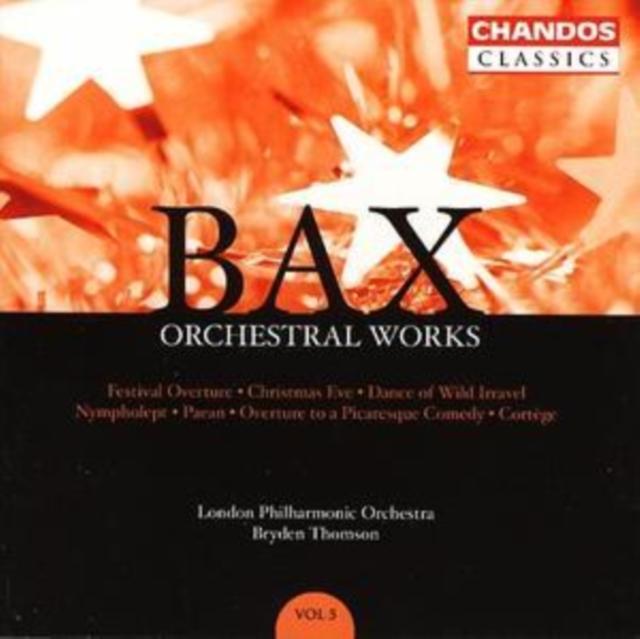 Orchestral Works Vol. 5 (Thomson, Lpo) (CD / Album)
