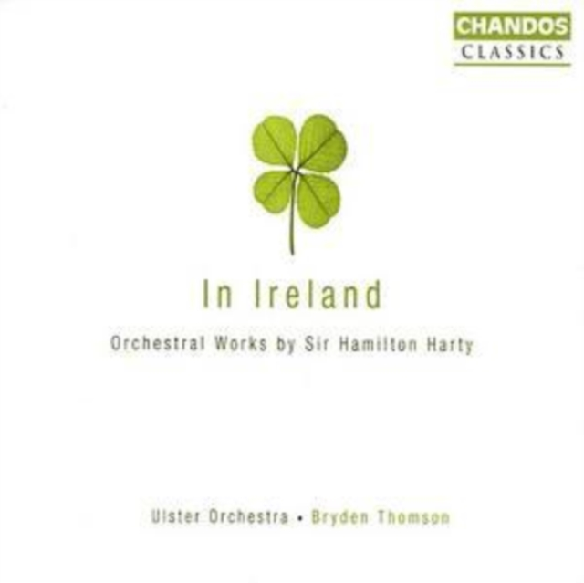 In Ireland (Thomson, Ulster Orchestra, Holme, Binns) (CD / Album)