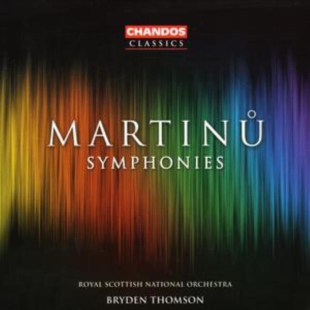 Symphonies (Thomson, Rsno) (CD / Album)