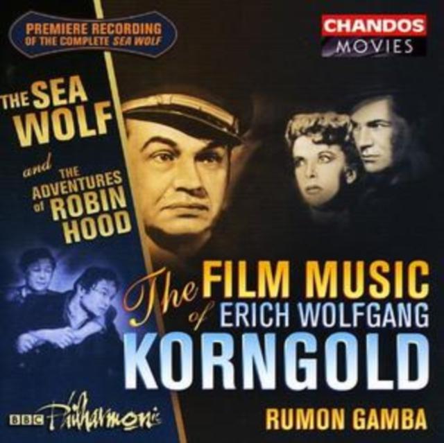 Film Music Of, The - Sea Wolf/robin Hood (Gamba, Bbc Po) (CD / Album)