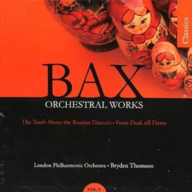 Orchestral Works Vol. 9 (Thomson, Lpo) (CD / Album)