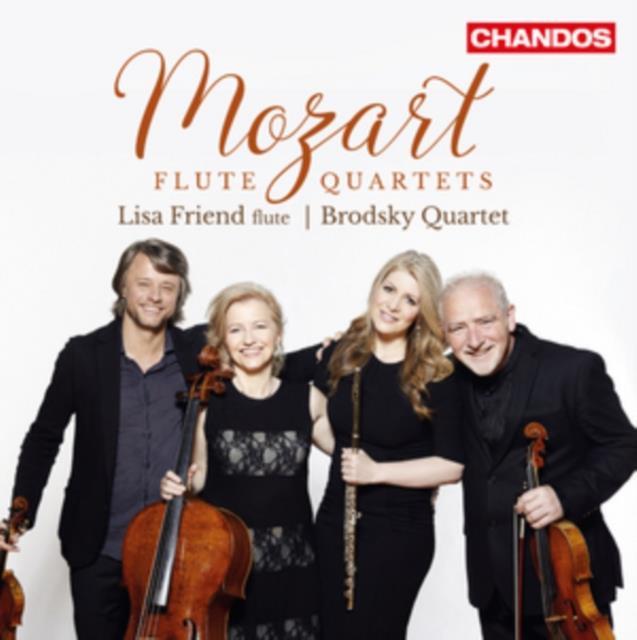 Mozart: Flute Quartets (CD / Album)