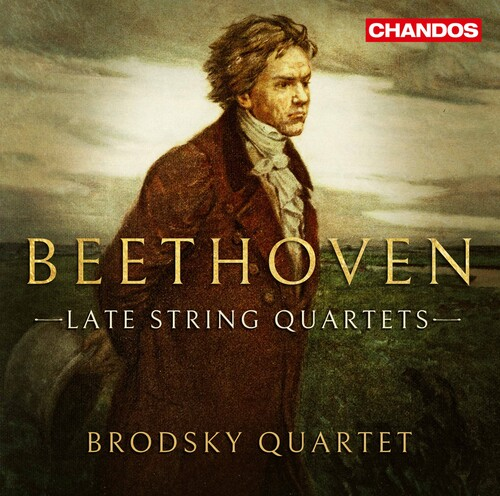 Beethoven: Late String Quartets (CD / Box Set)