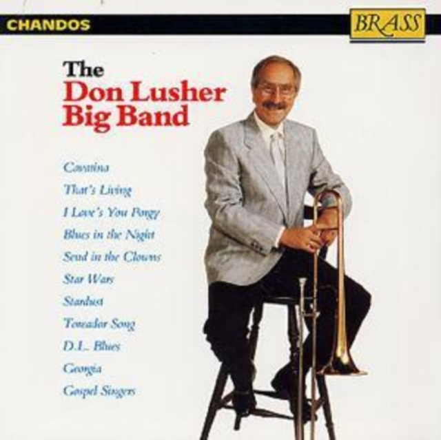 The Don Lusher Big Band (The Don Lusher Big Band) (CD / Album)