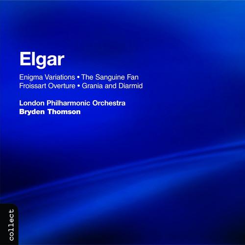 Enigma Variations, the Sanguine Fan (Thomson, Lpo, Miller) (CD / Album)
