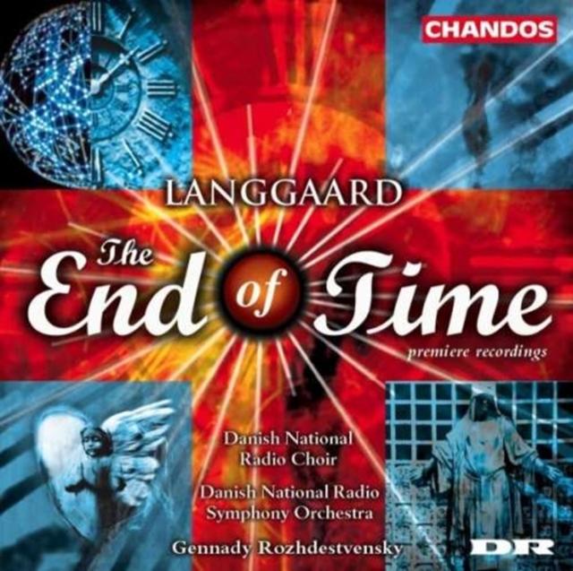 End of Time, The (Rozhdestvensky) (CD / Album)