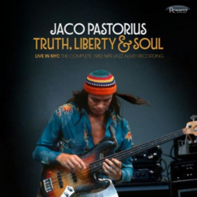 Truth, Liberty & Soul - Live in NYC (Jaco Pastorius) (CD / Album)