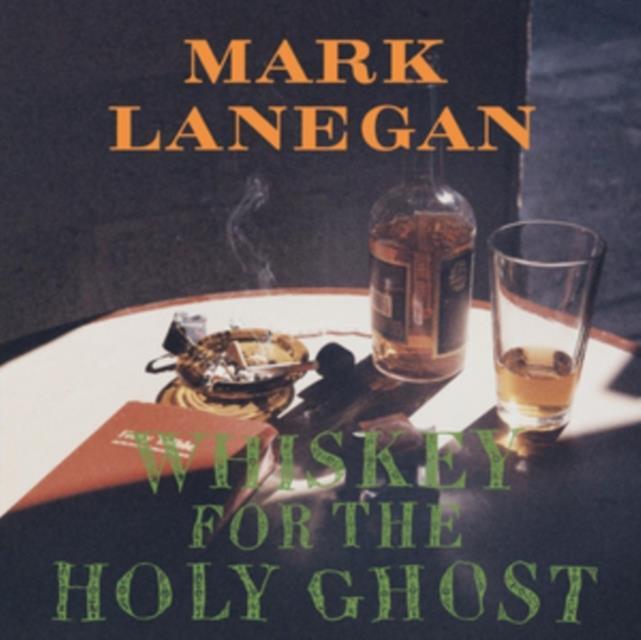 """Whiskey for the Holy Ghost (Mark Lanegan) (Vinyl / 12"""" Album)"""