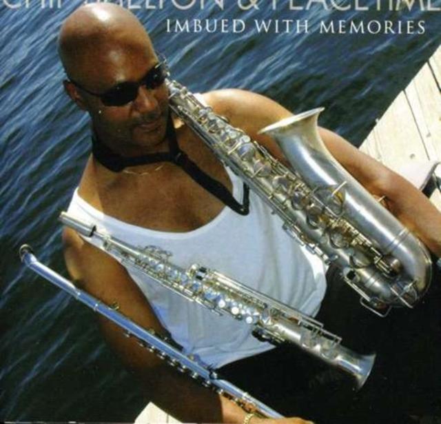 Levně Imbued With Memories (Chip Shelton) (CD / Album)