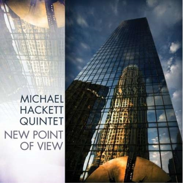 New Point Of View (Michael Hackett Quin) (CD / Album)