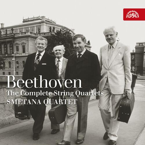 Beethoven: The Complete String Quartets (CD / Box Set)