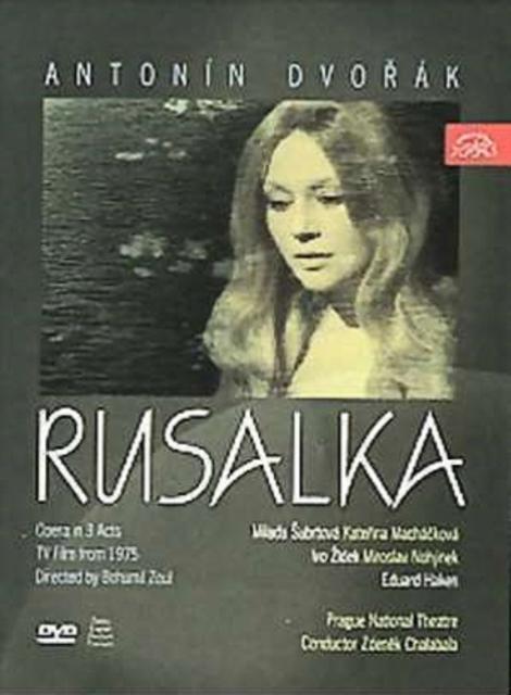 Rusalka: Prague National Theatre (Chalabala) (DVD)