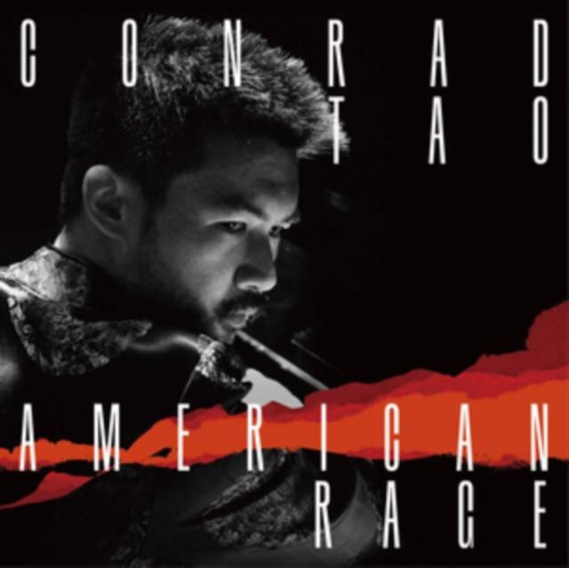 Conrad Tao: American Rage (CD / Album)