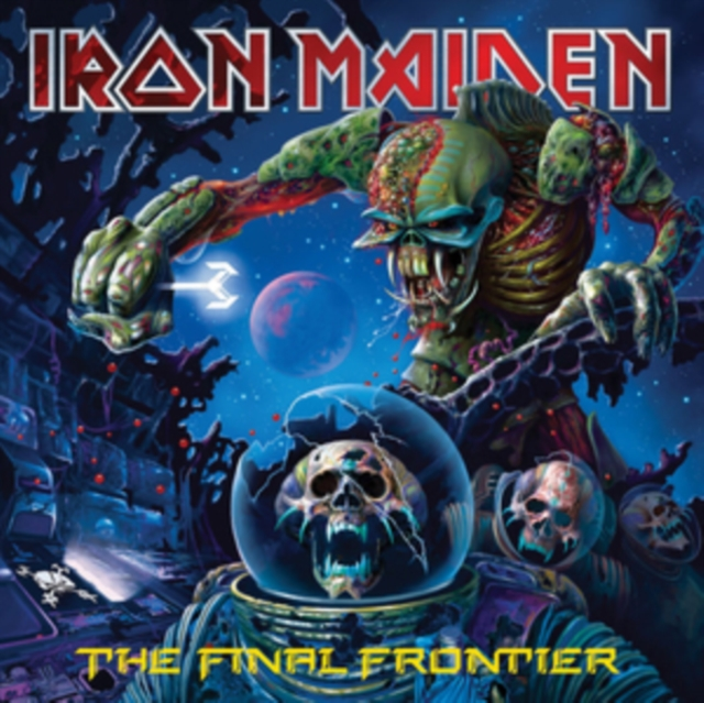 The Final Frontier (Iron Maiden) (CD / Album)